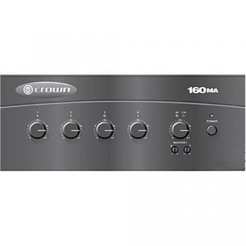 Crown Audio G160MA 4x 60W mixer-amplifier by Crown