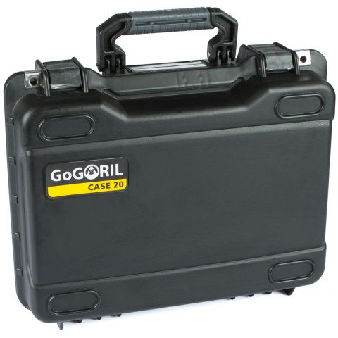 GoGORIL G20 Hard Case (No Foam, Black) by GoGoril