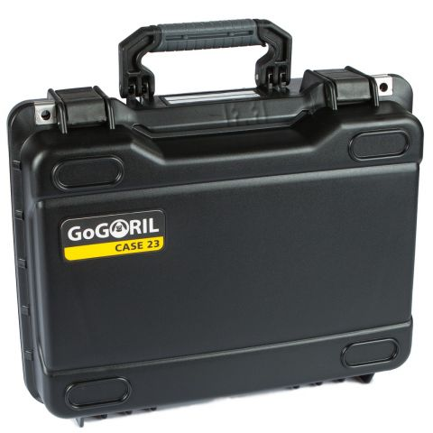 GoGORIL G23 Hard Case (No Foam, Black) by GoGoril