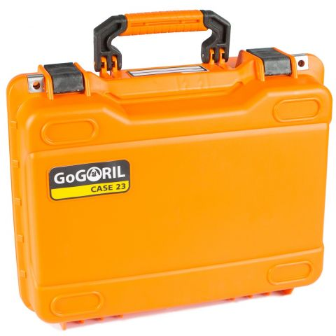GoGORIL G23 Hard Case (No Foam, Orange) by GoGoril
