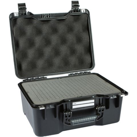 GoGORIL G23 Hard Case with Cubed Foam (Black) by GoGoril