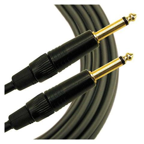 "Mogami GOLD INSTRUMENT-03 Instrument Cable, 1/4"" Straight male to 1/4"" Straight male (3') by Mogami"