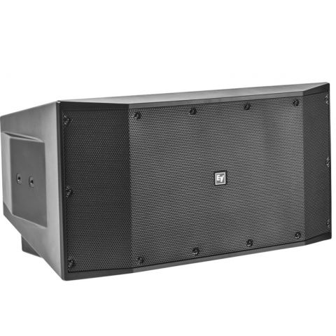 """Electro-Voice EVID-S12.1B Subwoofer 12"""" Cabinet, Black  by Electro-Voice"""