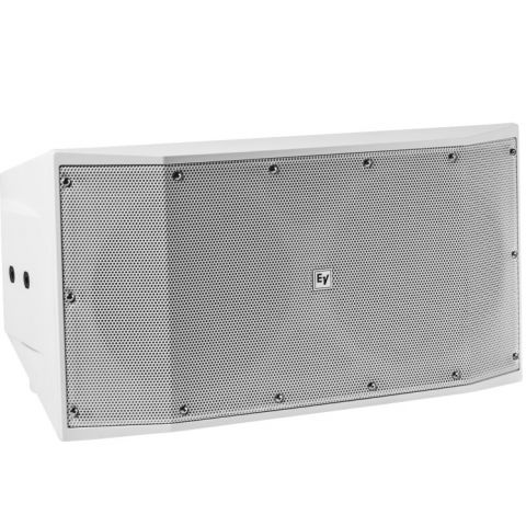 """Electro-Voice EVID-S12.1W Subwoofer 12"""" Cabinet, White  by Electro-Voice"""