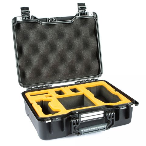 GoGORIL G20 Hardcase with Foam for DJI Mavic Pro Drone (Black) by GoGoril