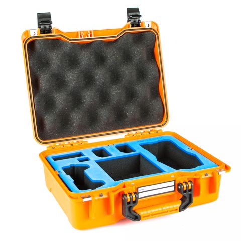 GoGORIL G20 Hardcase with Foam for DJI Mavic Pro Drone (Orange) by GoGoril