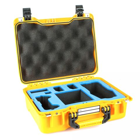 GoGORIL G20 Hardcase with Foam for DJI Mavic Pro Drone (Yellow) by GoGoril