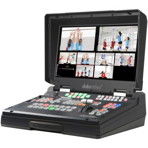 Datavideo HS-2200 6 input HD broadcast quality Mobile Studio by Datavideo