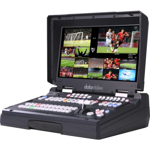 Datavideo HS-2850-12 HD/SD 12-Input Portable Video Studio by Datavideo
