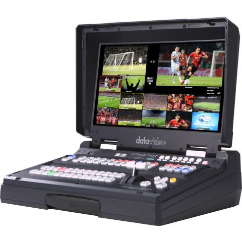 Datavideo HS-3200 HD 12-Channel Portable Video Streaming Studio by Datavideo