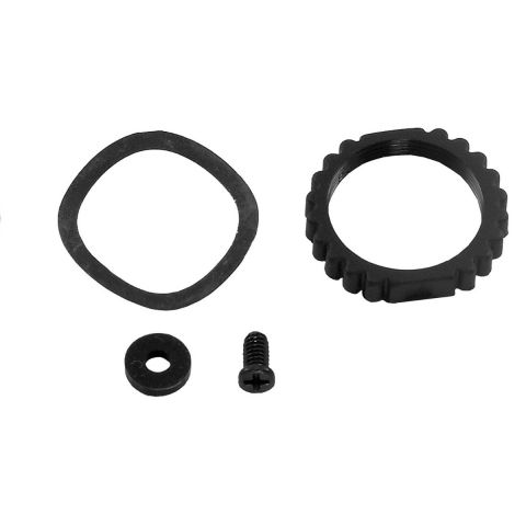 Marshall Electronics CV-M12-RING-SET M12 Spring Washer & Tension Nut to hold lens secure to mount. by Marshall Electronics