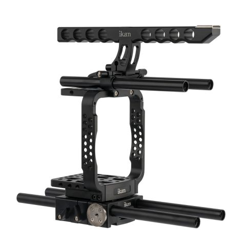 Ikan ELE-ME200-RIG Canon ME200 Rig System by Ikan