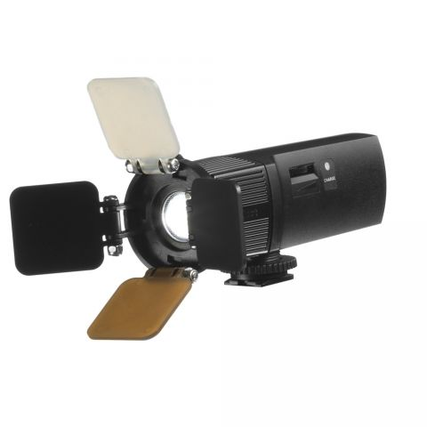 Ikan iLED-MS Micro Spot On-Camera Light by Ikan