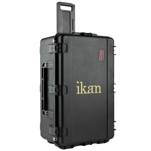 Ikan PT-CASE Rolling Hard Case for PT3500 / PT3700 Teleprompters by Ikan