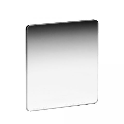 NiSi NIC-44-SGND0.6 NiSi Nano Soft Infrared Graduated Neutral Density 0.6 Filter - 4 x 4 by Nisi