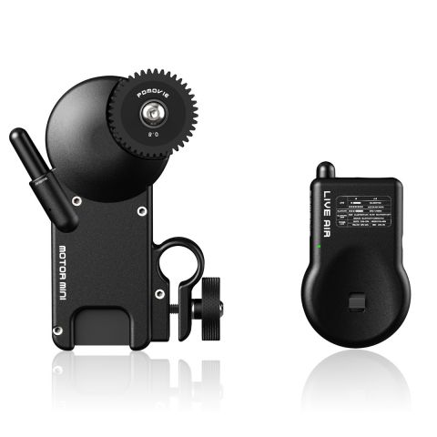 PD Movie PDL-AZ Live Air Single Motor Kit With Zoom controller by PD Movie