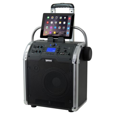 Gemini MPA-3000 Bluetooth Wireless PA System by Gemini
