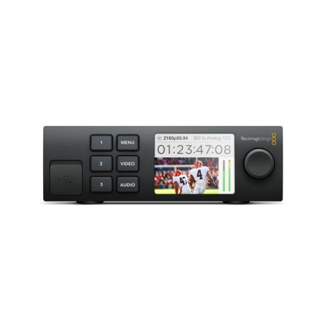Blackmagic Design CONVNTRM/YA/SMTPN Teranex Mini - Smart Panel by Blackmagic Design
