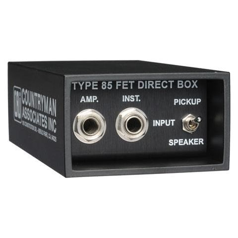 Shure Countryman Type 85 Active Direct Box  by Shure