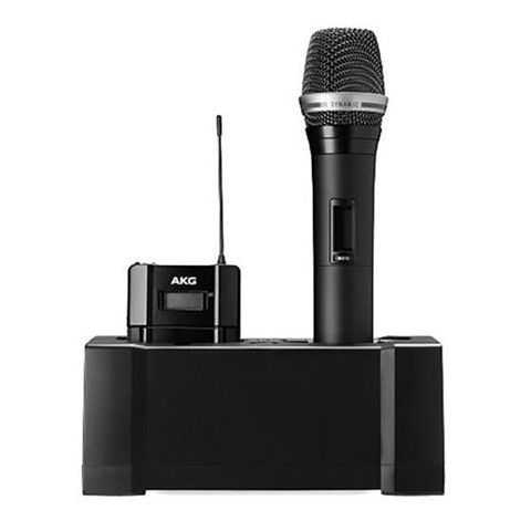AKG Acoustics CU800 Charging Unit for DHT800 and DPT800 Transmitters  by AKG