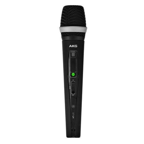 AKG Acoustics HT420 Professional Wireless Handheld Supercardioid Transmitter, Band A: 530.025-559000MHz  by AKG