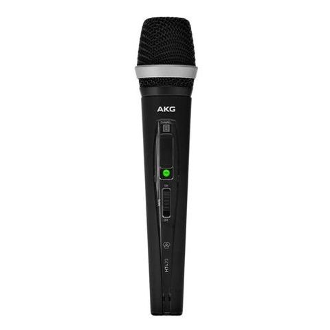 AKG Acoustics HT420 Professional Wireless Handheld Transmitter, Band U2: 614.10-629.90MHz  by AKG