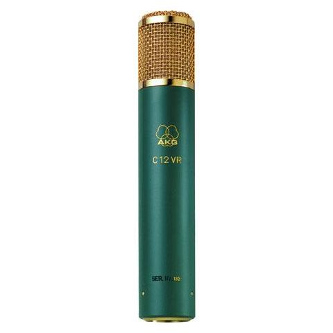 AKG Acoustics C 12 VR (Vintage Revival) Microphone, 9 Switchable Pickup Patterns  by AKG
