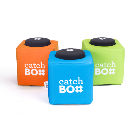 Catchbox Colorful Outer Cover by CatchBox