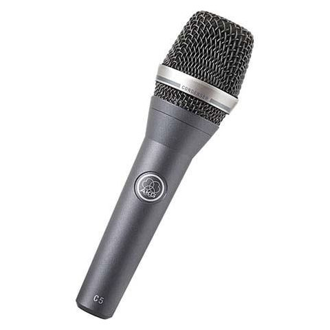 AKG Acoustics C5 Cardioid Condenser Handheld Microphone for Vocals, Sound/AV Company, Live Applications and Recording  by AKG