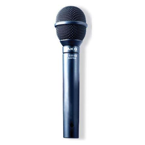 AKG Acoustics C535EB Classic Handheld Cardioid Condenser Microphone for Vocal and Instrument  by AKG