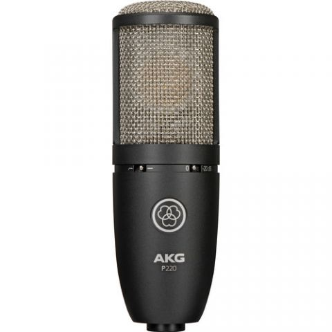 AKG Acoustics Project Studio P220 Large Diaphragm Condenser Microphone  by AKG