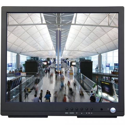 """Pelco PMCL400 Active TFT LCD Monitor (19"""") by Pelco"""