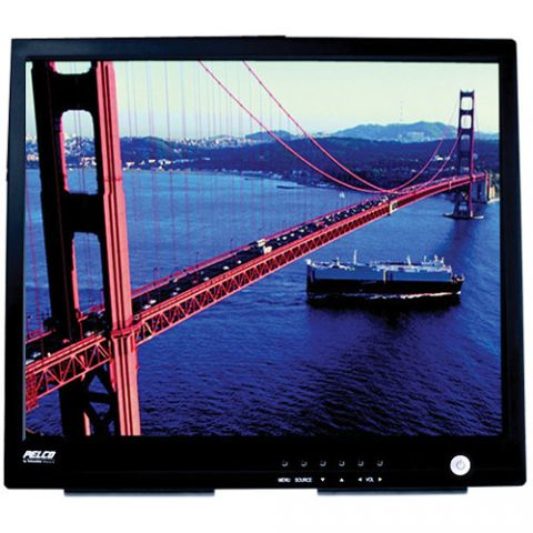 """Pelco PMCL417HB 17"""" TFT LCD Monitor by Pelco"""