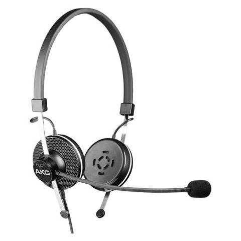 AKG Acoustics HSC15 High Performance Conference On-ear Headset with Mic  by AKG