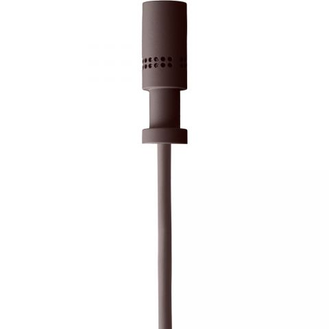 AKG Acoustics LC81 MD Lavalier Cardioid Microphone, Cocoa by AKG