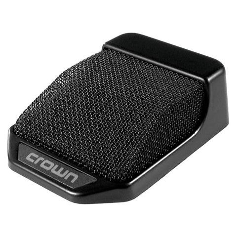AKG Acoustics PCC-130SW Boundary Layer Supercardioid Microphone with Programmable Membrane Switch, 50Hz to 20kHz Frequency, 150Ohms, Switchcraft TB3M Connector  by AKG