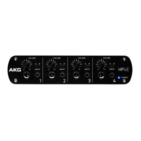 AKG Acoustics 12-Channel Headphone Amplifier with USB  by AKG