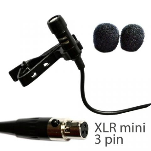 AKG Acoustics Tie pin for use with all lavalier microphones  by AKG
