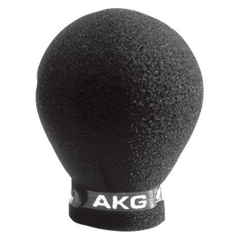 AKG Acoustics W 23 50mm Diameter Foam Windscreen for Ball Head Microphones  by AKG