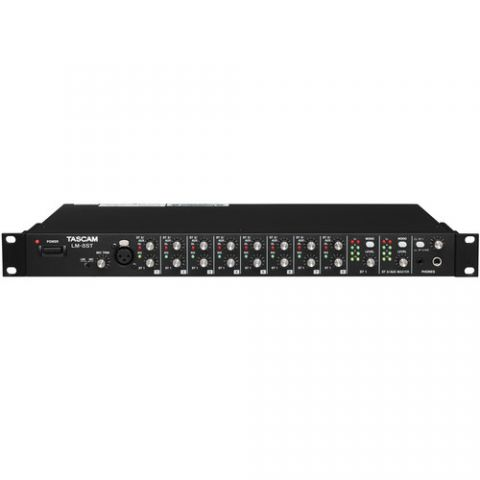Tascam LM-8ST Rackmount Line Mixer by Tascam