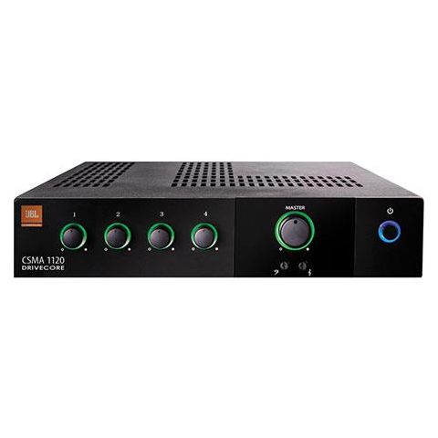 JBL CSMA 1120 4-Inputs with 120W DriveCore Mixer-Amplifier  by JBL