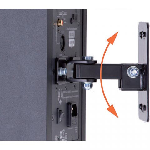 Eve Audio Rear Panel Wall Mount For SC204 & SC205 Monitor  by EVE