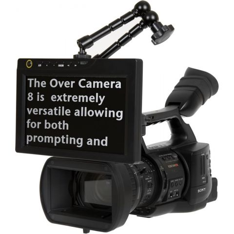 "Prompter People Over Camera 8"" Teleprompter"