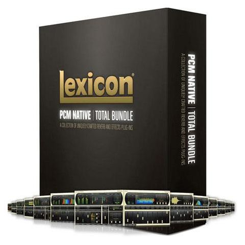 Lexicon  PLPCMTOT PCM Native Total Plug-In Bundle, Reverb & Effects Plug-ins (Download)   by Lexicon