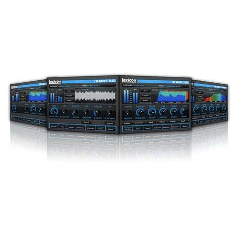 Lexicon  PLPCMRB PCM Native Reverb Plug-In Bundle with 220 Presets, Graphical Real-Time Display (Download)   by Lexicon