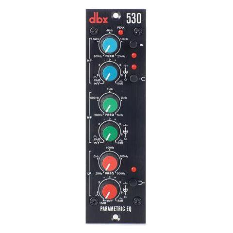 DBX  530 3-Band Parametric Equalizer   by DBX