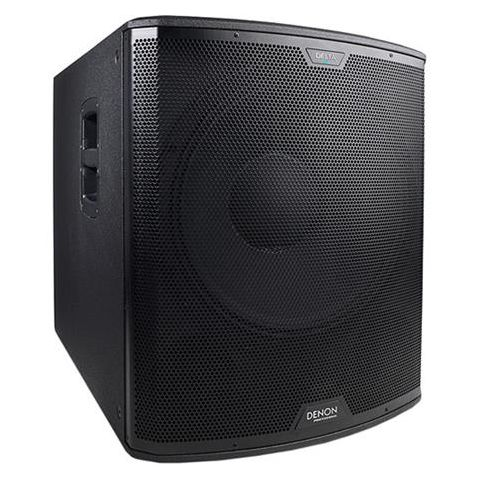 """Denon  Delta 18 Sub 18"""" 2400W Powered Subwoofer with Wireless Connectivity   by Denon"""
