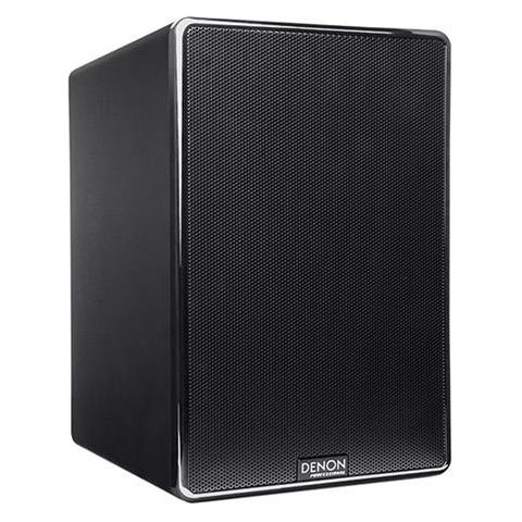 "Denon  DN-306S 6.5"" 100W 2-Way Bi-Amplified Loudspeaker, Single   by Denon"