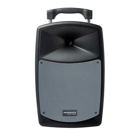 Marantz  Voice Rover Portable AC/Battery Powered PA System with Bluetooth and UHF Wireless Mic   by Marantz