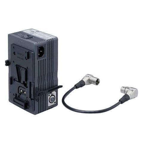Sony  AC-DN2B AC Power Supply and Battery Charger for V-Mount Batteries, with 4-Pin XLR Connector   by Sony